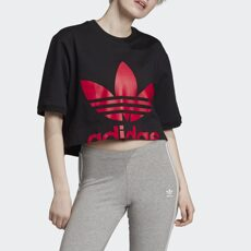 [Women's Originals] 크롭 티