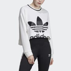 [Women's Originals] 크롭 스웨터