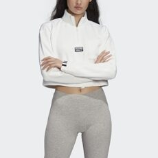 [Women's Originals] 크롭 스웨트