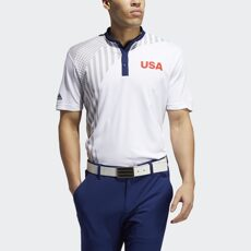 [Men's Golf] USA 폴로